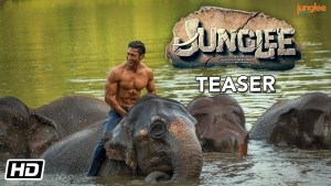 Trailor of Junglee Movie Release